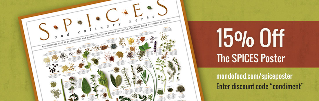 get the spices poster